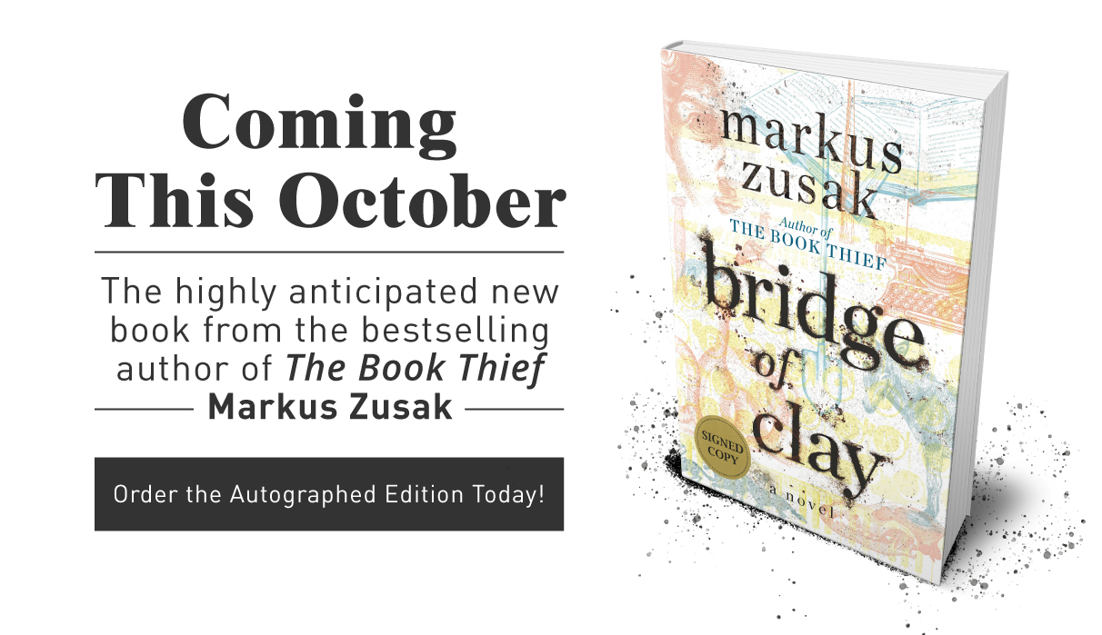 New from Bestseller Markus Zusak